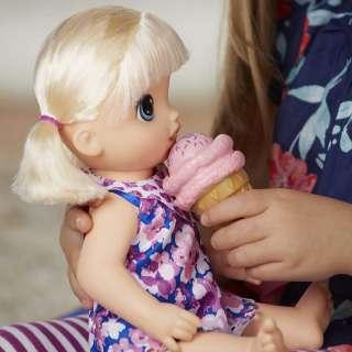 BABY ALIVE MAGICNI SLADOLED SET SA LUTKOM