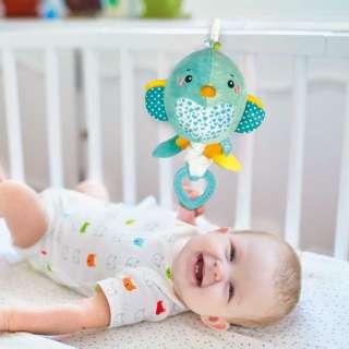 CLEMENTONI BABY GLAZBENA PTICICA
