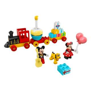 LEGO DUPLO DISNEY TM MICKEY & MINNIE RODJENDANSKI VOZ