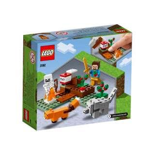 LEGO MINECRAFT PUSTOLOVINA U TAJGI