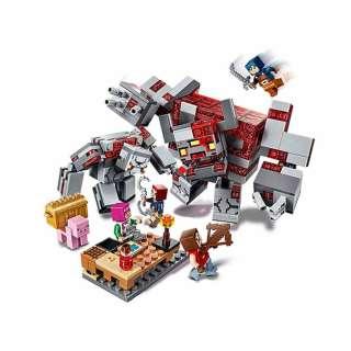 LEGO BITKA ZA REDSTONE