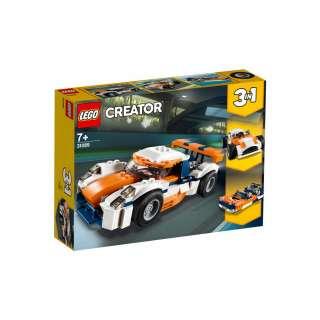 LEGO CREATOR TRKACI AUTO BOJE ZALASKA