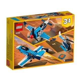 LEGO LEGO CREATOR AVION S PROPELEROM