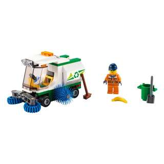 LEGO CITY GREAT VEHICLES CISTAC ULICA