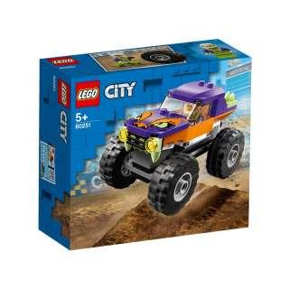 LEGO CITY GREAT VEHICLES CUDOVISNI KAMION