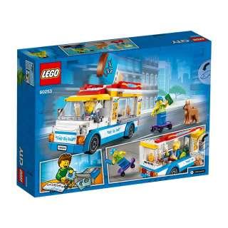LEGO CITY GREAT VEHICLES KAMION ZA SLADOLED