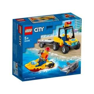 LEGO CITY GREAT VEHICLES ATV ZA SPASAVANJE NA PLAZI