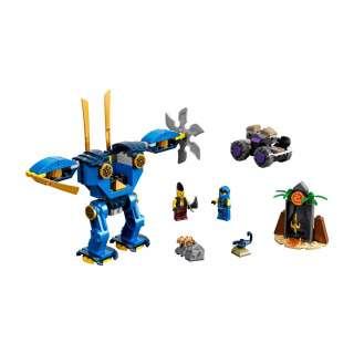 LEGO NINJAGO Jayev elektronički robot