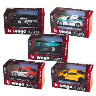 BURAGO RACING COLLEZIONE, WB+DISPENSER 1 43