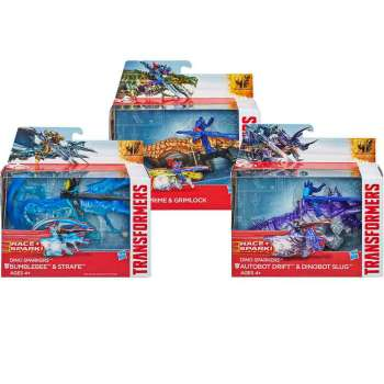 TRANSFORMERS 4 DINO SPARKERS
