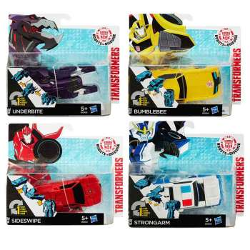 TRANSFORMERS FIGURE ONE STEP CHANGERS