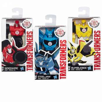 TRANSFORMERS FIGURA GUARDIANS