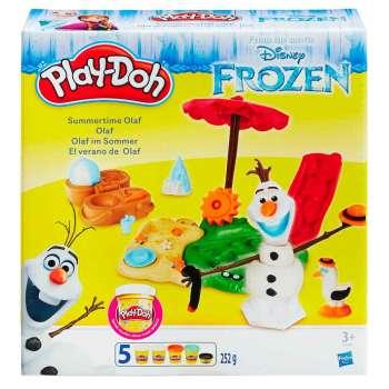 PLAY DOH FROZEN SET OLAF