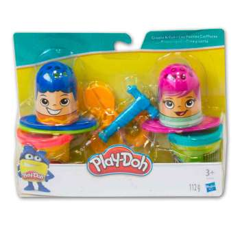 PLAY DOH PLASTELIN SET