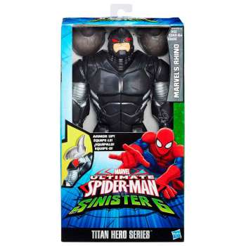 SPIDERMAN FIGURA TITAN HEROJI