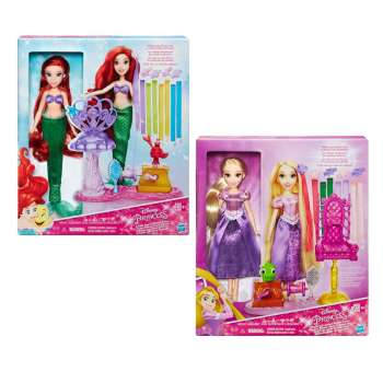 DISNEY PRINCESS DELUXE SET ZA KOSU