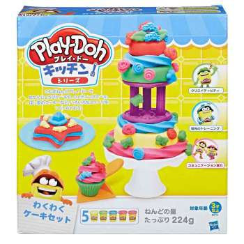 PLAY DOH FROST AND FUN SET