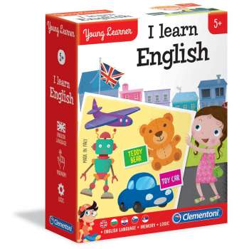 CLEMENTONI NEW LEARN ENGLISH