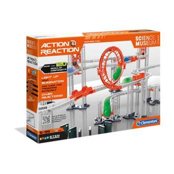 CLEMENTONI ACTION AND REACTION SET