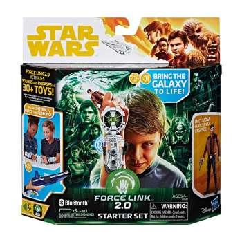 STAR WARS FORCE LINK 2 STARTER PACK