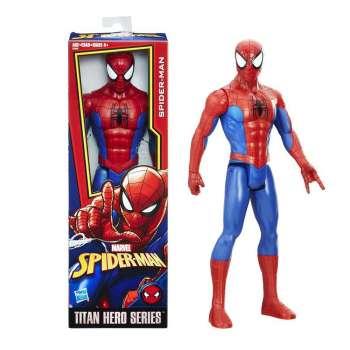 SPIDERMAN TITAN HERO POWER FX FIGURA