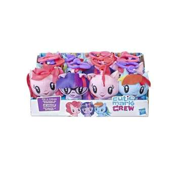 MY LITTLE PONY CUTIE MARK CREW PLISANA FIGURA ASST