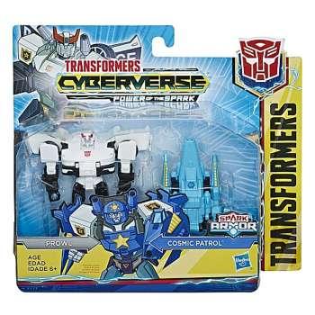 TRANSFORMERS CYBERVERSE SPARK AST