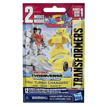 TRANSFORMERS CYBER TINY TURBO CHARGERS