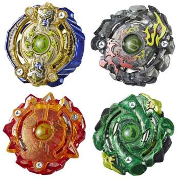 BEYBLADE SLINGSHOCK SINGLE TOPS ASST
