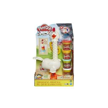 PLAY-DOH CLUCK A DEE CHICKEN SET