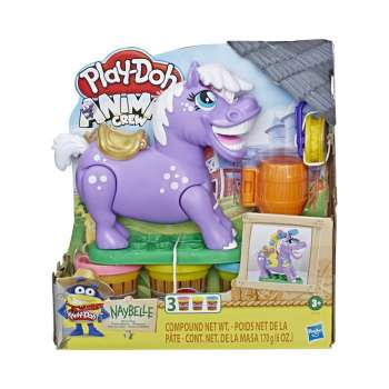 PLAY-DOH NAYBELLE SHOW PONY