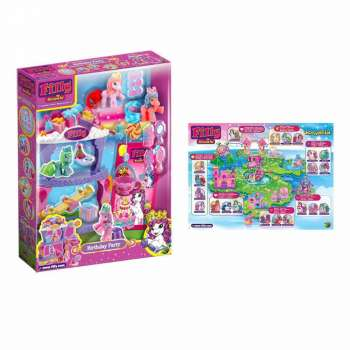 FILLY ROYAL BIRTHDAY SET