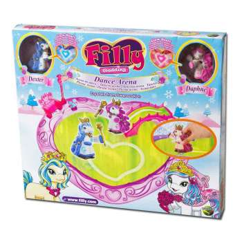 FILLY SET WEDDING ARENA