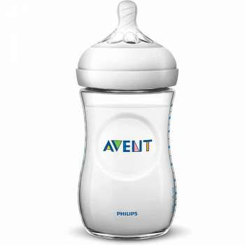 AVENT FLASICA NATURAL STAKLENA 240ML 6458