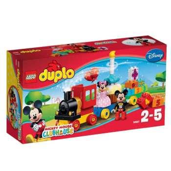 LEGO DUPLO MICKEY & MINNIE RO?ENDANSKA PARADA