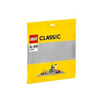 LEGO CLASSIC PLOCA VELIKA SIVA