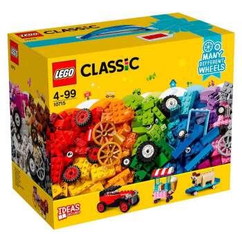 LEGO CLASSIC KOCKICE NA TOCKICIMA