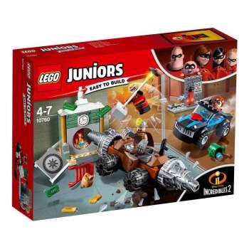 LEGO JUNIORS UNDERMINER PLJACKA BANKE