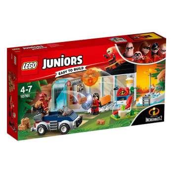 LEGO JUNIORS BJEKSTVO IZ KUCE