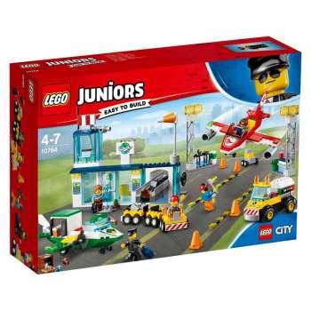 LEGO JUNIORS GLAVNI AERODROM U CITY-JU