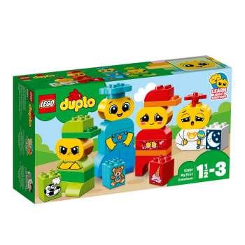 LEGO DUPLO MOJE PRVE EMOCIJE