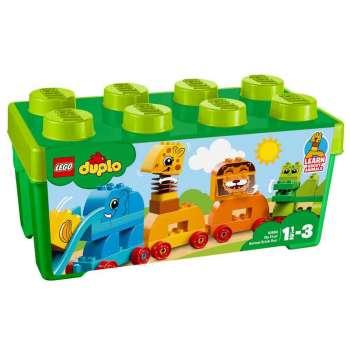 LEGO DUPLO MOJA PRVA KUTIJA SA ZIVOTINJAMA
