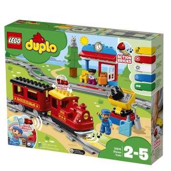 LEGO DUPLO  PARNI VOZ