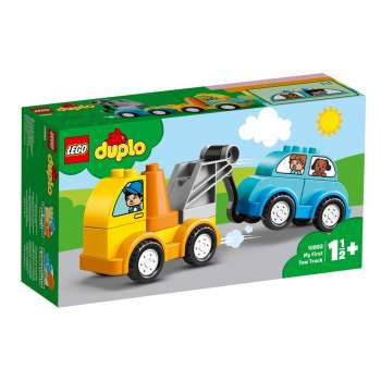 LEGO DUPLO MOJE PRVO VUCNO VOZILO