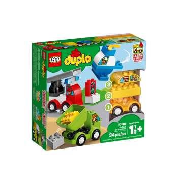LEGO DUPLO MOJ PRVI VOZNI PARK