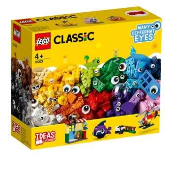 LEGO CLASSIC KOCKICE I OCI