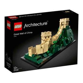 LEGO ARCHITECTURE KINESKI ZID