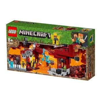 LEGO MINECRAFT PLAMENI MOST