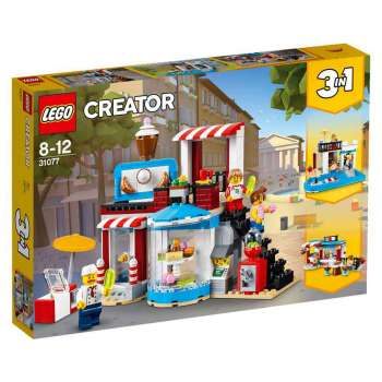 LEGO CREATOR MODULARNA SLATKA IZNENADJENJA