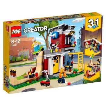 LEGO CREATOR MODULARNA SKEJTERSKA KUCA